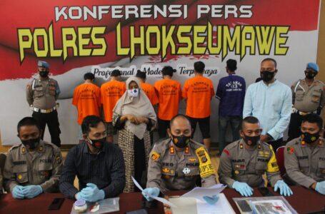 Karena Sakit Hati, Warga Aceh Curi 65 Mayam Emas