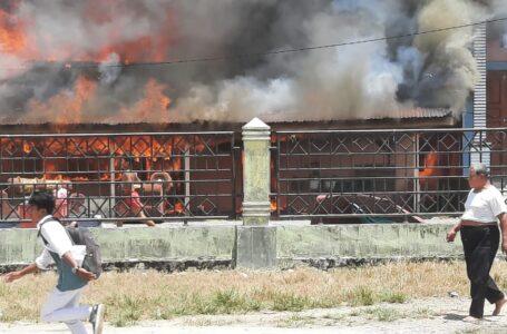 Enam Rumah Terbakar Di Aceh Tenggara, 25 Jiwa Mengungsi